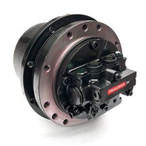 Fahrmotor Hanix H09, Fahrantrieb Hanix H09