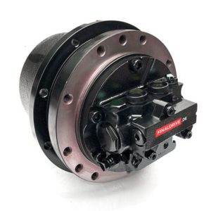 Fahrantrieb Hitachi EX20, Fahrmotor Hitachi EX20